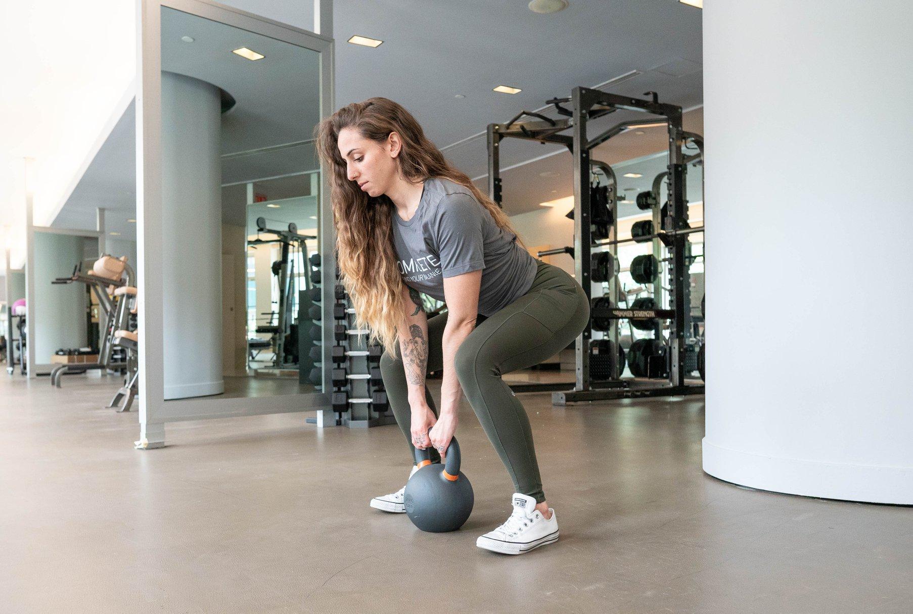 ariana trainer